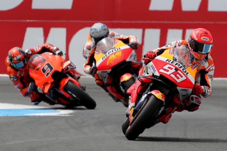 Marquez lebih butuh  jeda musim panas ketimbang balapan hari ini