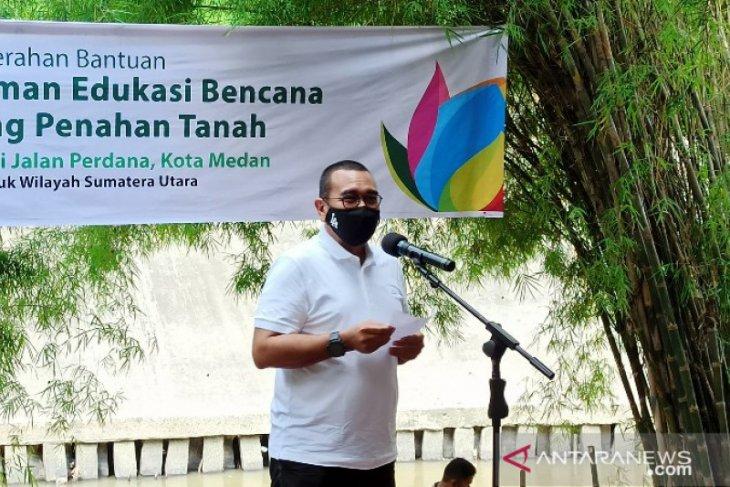 Kementerian BUMN komitmen  bantu atasi masalah banjir di Medan
