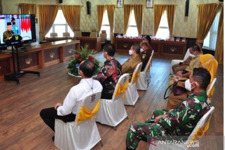 Wagub Idris ajak masyarakat dukung Gorontalo bersih narkoba