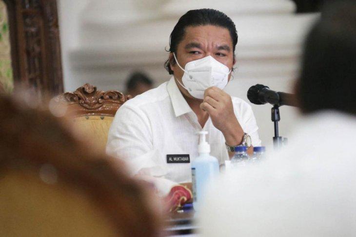Gubernur Wahidin Halim tunjuk Muhtarom Plt Sekda Banten