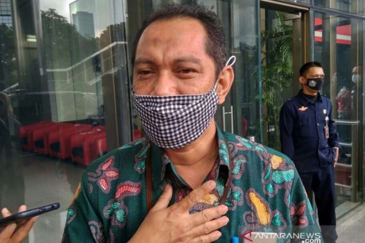 Wakil Ketua KPK Nurul Ghufron terkonfirmasi positif COVID-19