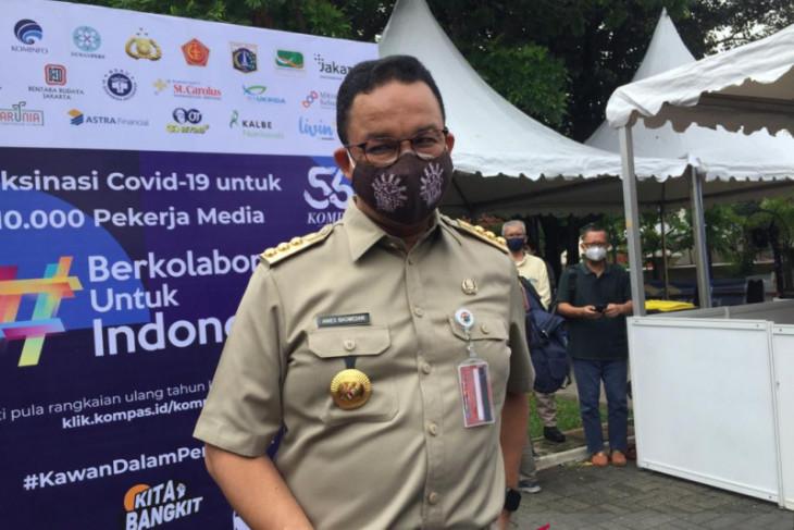 Anies tegaskan tiga prioritas penanganan pandemi selama PPKM Darurat
