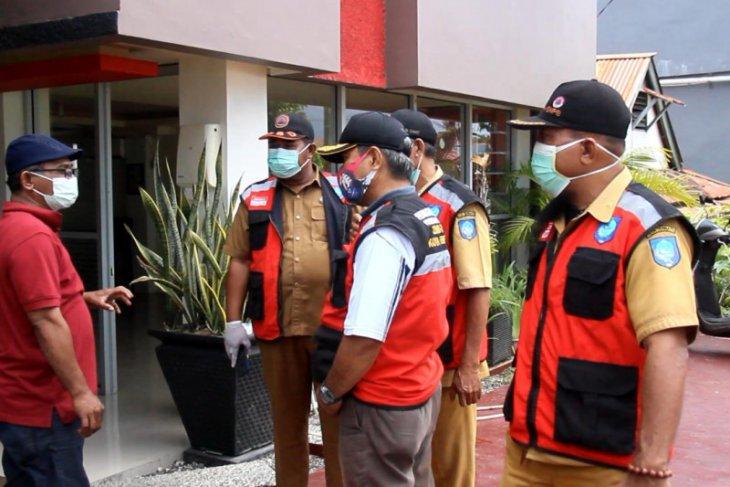 Satgas pantau Prokes karyawan PT. NHM jalani karantina di Ternate begini penjelasannya