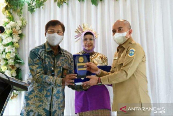 Molen hadiri peluncuran inovasi Pengadilan Negeri Pangkalpinang