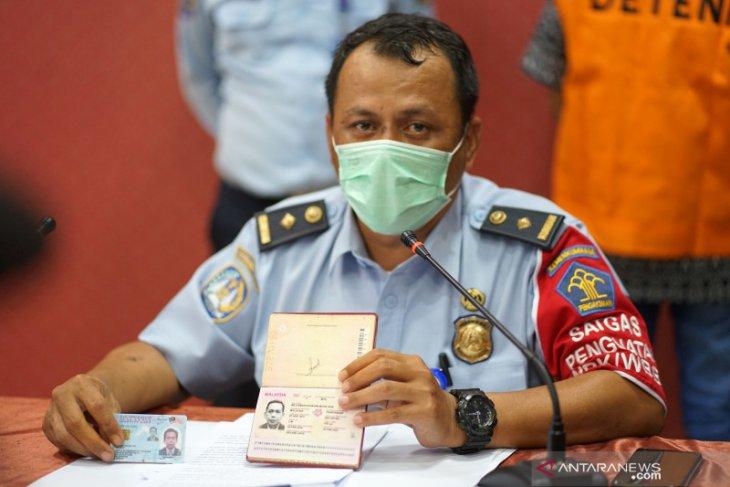 Langgar izin tinggal, Imigrasi Gorontalo deportasi WNA asal Malaysia