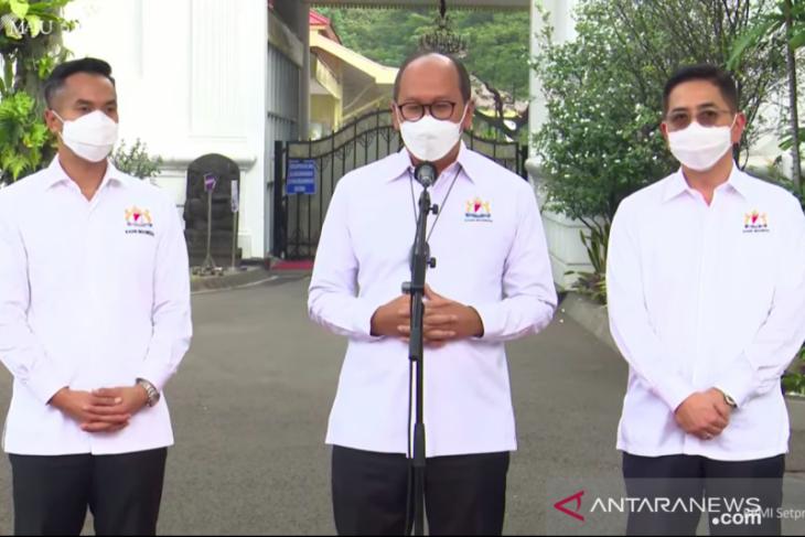 Rosan sebut Arsjad Rasjid jadi Ketua Umum Kadin Indonesia