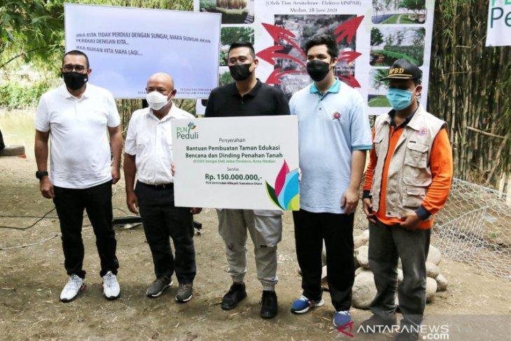 Kementerian BUMN siap kolaborasi  tangani sungai di Medan