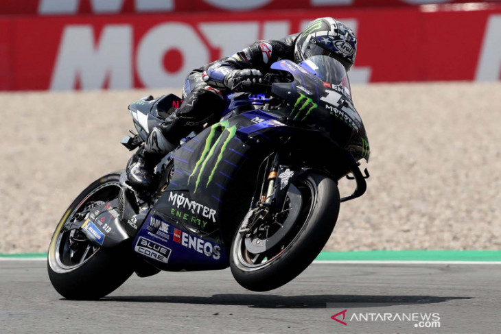MotoGP: Maverick Vinales gabung Aprilia musim 2022