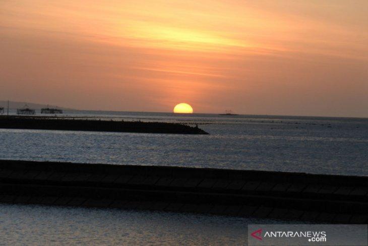 BBKSDA NTT tata kawasan wisata Teluk Kupang