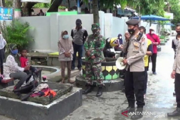 Polres Ngawi tingkatkan operasi yustisi prokes di tempat wisata