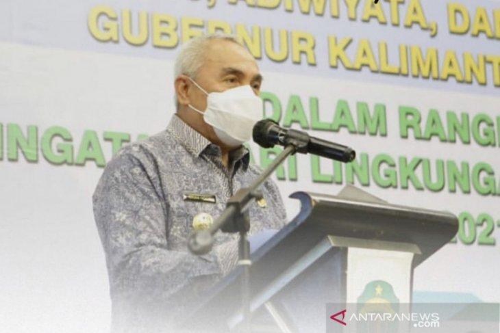 Gubernur Kaltim prihatin kerusakan lingkungan  akibat pertambangan