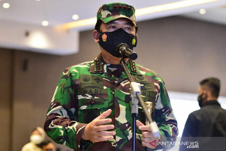 Panglima TNI perintahkan Kasau mencopot Danlanud Johanes Abraham Dimara