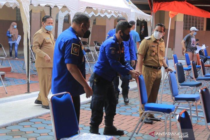 Wali Kota tegaskan vaksinasi COVID-19 di Puspemkot khusus warga Kota Tangerang