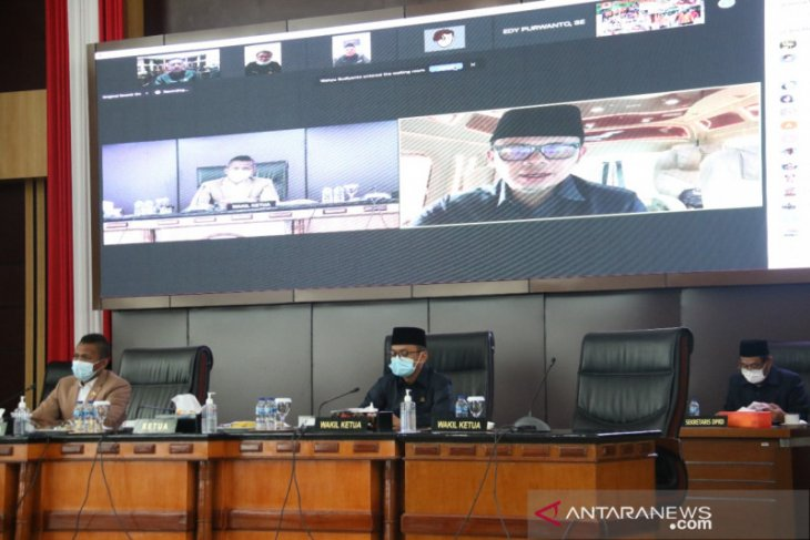 DPRD Kota Bogor setujui Raperda PAM Tirta Pakuan jadi perda