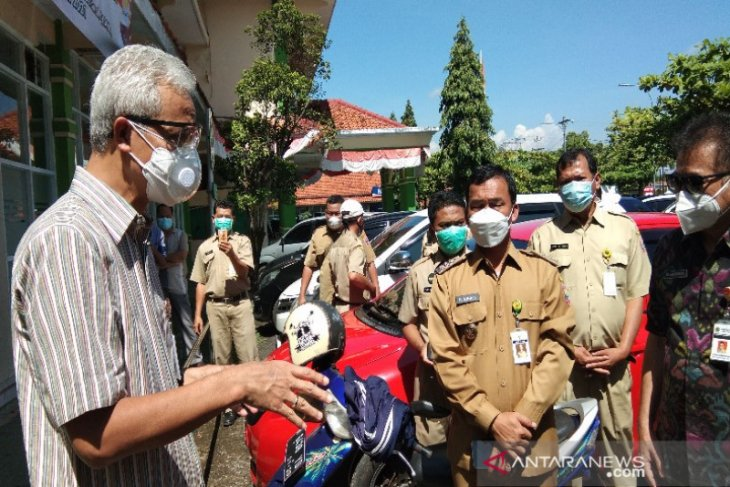 Central Java hospitals' occupancy rates reach precarious levels