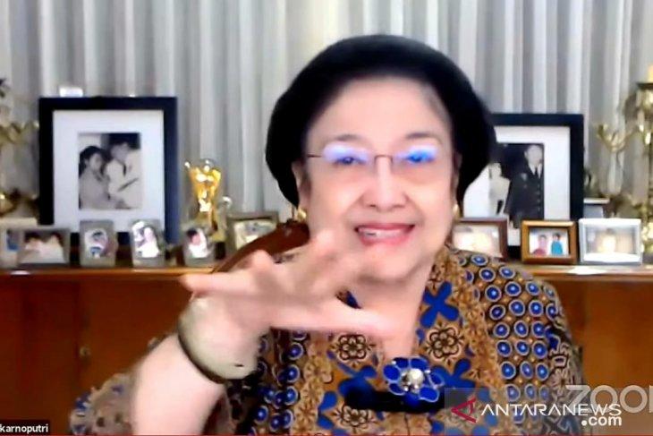 Megawati ajak anak muda Indonesia miliki semangat juang