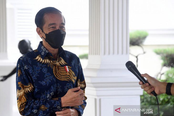 Presiden Jokowi: PPKM Darurat diterapkan pada 3-20 Juli 2021 khusus di Jawa dan Bali