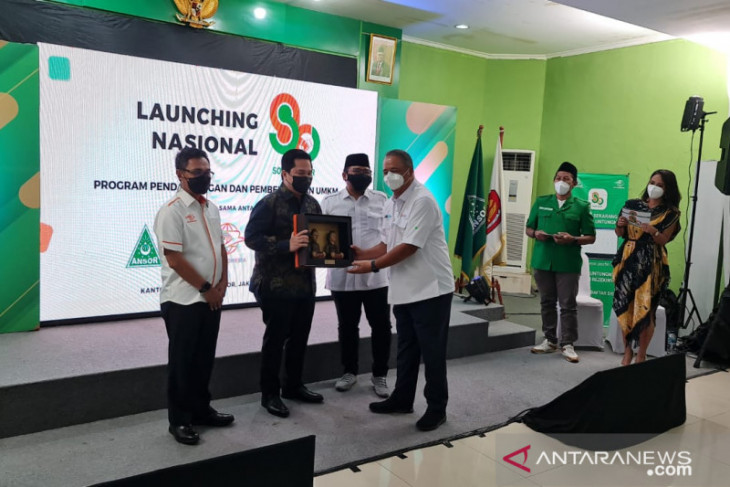 BNI perluas Agen46 dengan gandeng GP Ansor serta Pos Indonesia