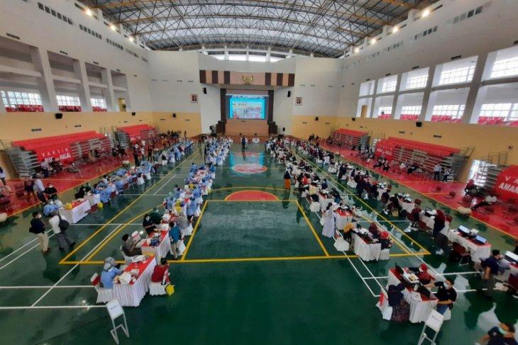 Targetkan 200 Ribu Peserta, Bank Banten Dukung Program Vaksinasi COVID- 19 di Banten