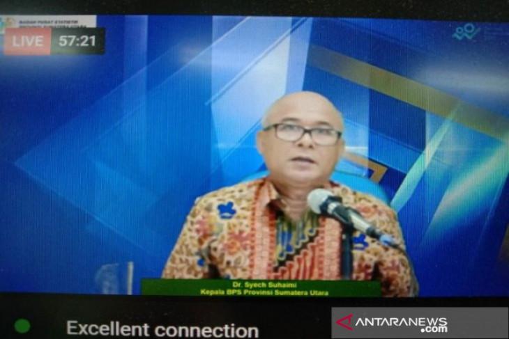 Jumlah kedatangan dan keberangkatan penumpang di Bandara Kualanamu turun