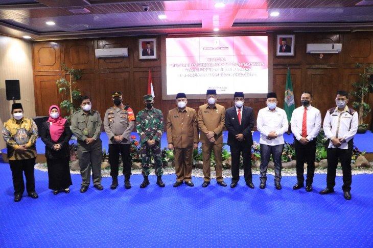Wali Kota lantik Sekda dan Kepala Bappeda Kota Binjai
