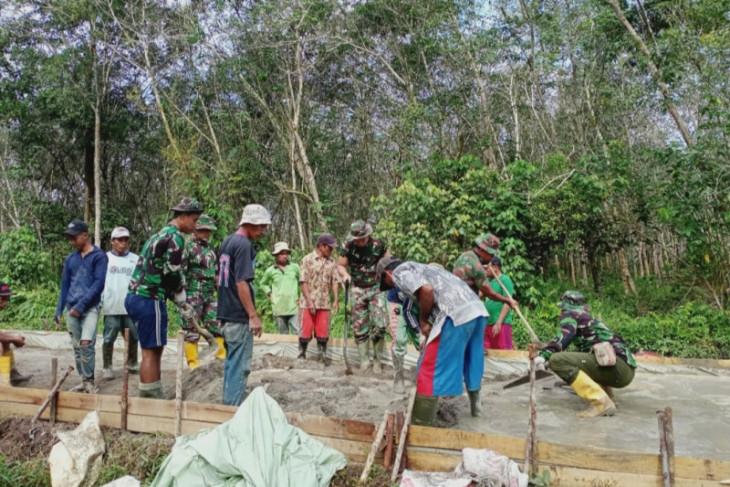 Kodam XII/Tpr: TMMD ke-111 sinergi dan strategi dalam membangun desa