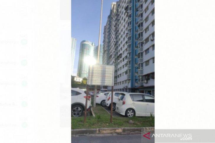 1.500 WNI terkurung  penguncian diperketat di Kuala Lumpur
