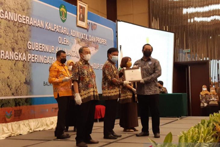 Pertamina Unit Refinery (UR) Balikpapan  dapat penghargaan Adiwiyata