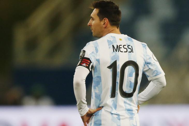 Kontrak Messi sudah habis di Barca dan statusnya bebas transfer