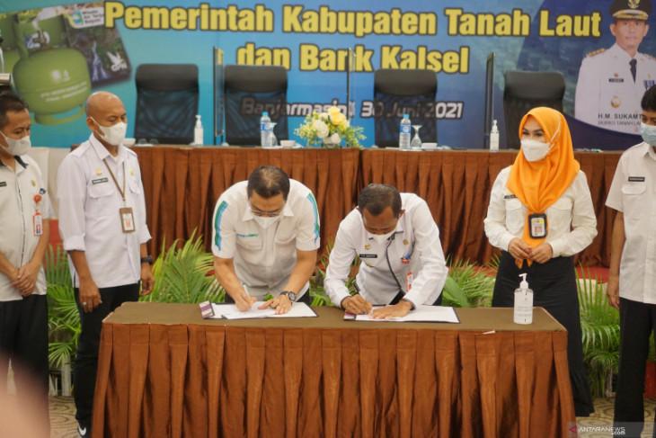 Pemkab Tala siapkan 5.119 kartu kendali LPG untuk 11 desa