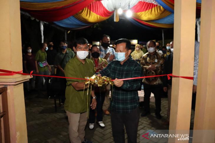 Bupati Tapin HM Arifin Arpan resmikan gedung wartawan