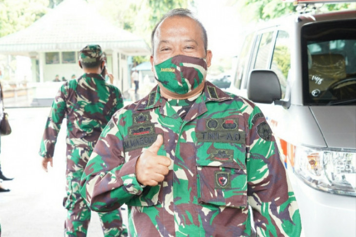 Kakesdam IX Udayana : Nakes TNI siap dilibatkan vaksinasi COVID-19 untuk anak