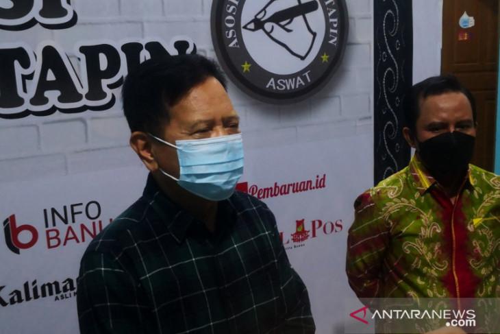 Janji Bupati Tapin untuk wartawan didukung Ketua DPRD