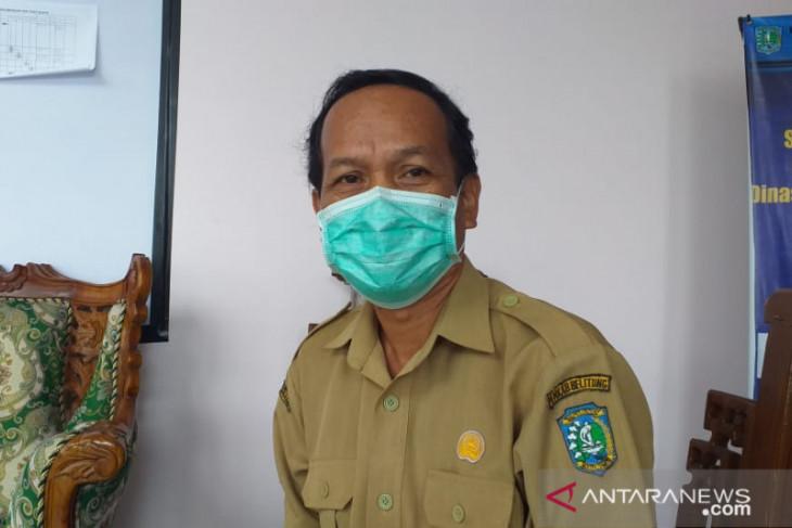 Dinkes Belitung imbau masyarakat gunakan masker ganda
