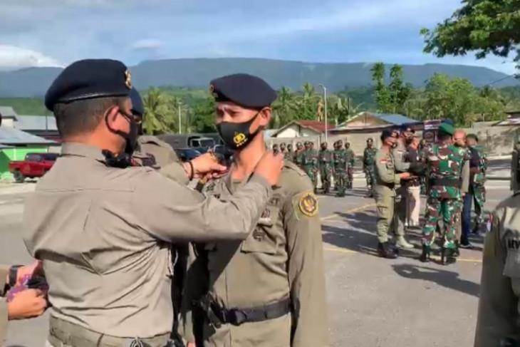 65 Polisi bertugas kejar teroris naik pangkat di hari Bhayangkara