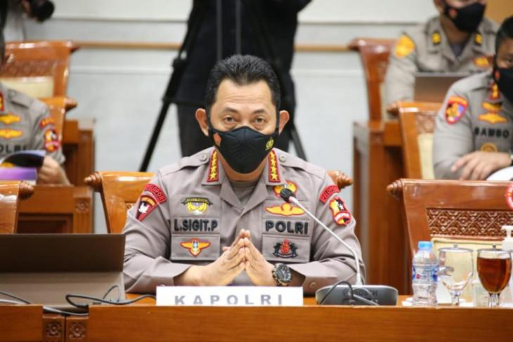 Kapolri: PPKM Darurat Jawa-Bali untuk menjaga keselamatan rakyat