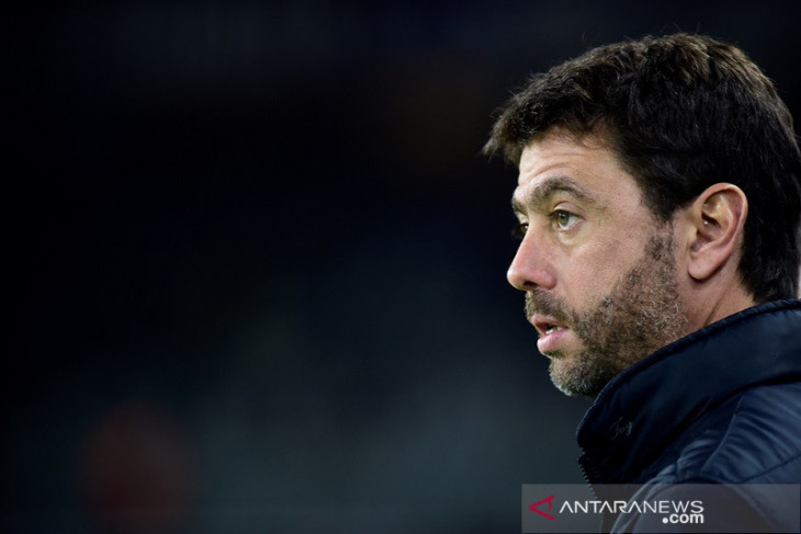 Agnelli masih hormati Ceferin,  siap diajak diskusi Liga Super Eropa