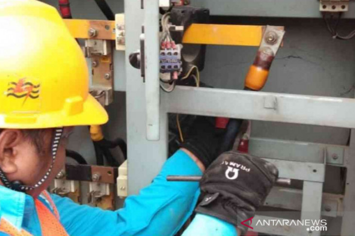 PLN jamin keandalan listrik untuk pabrik oksigen selama PPKM Darurat di Jawa-Bali