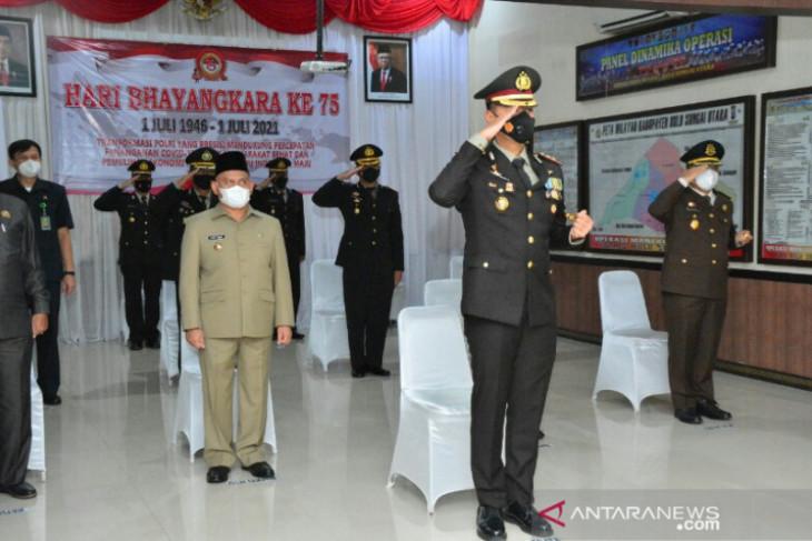 HUT Bhayangkara di tengah pandemi COVID-19