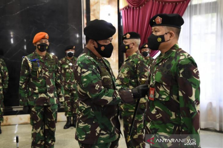 Panglima TNI pimpin upacara Sertijab Kababinkum