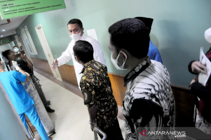 DPRD Bogor dorong Kemenkes segera selesaikan klaim biaya pasien COVID-19