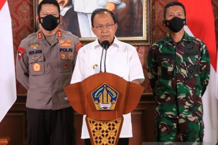 Gubernur Bali: PPKM Darurat berlaku di sembilan kabupaten/kota