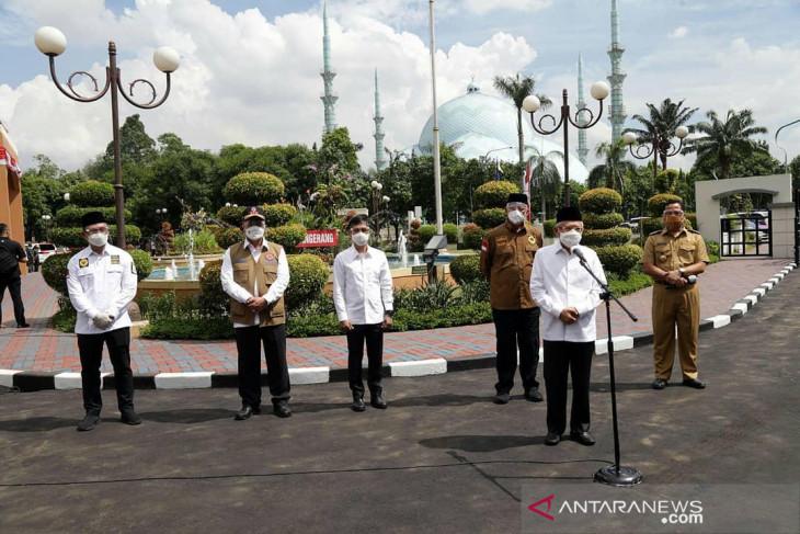 Gerakan Vaksinasi Covid 19 Serentak, Banten Targetkan 200 Ribu Sasaran