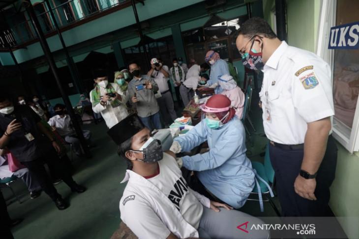 Pemkot Ambon siap  laksanakan vaksinasi anak terapkan Prokes
