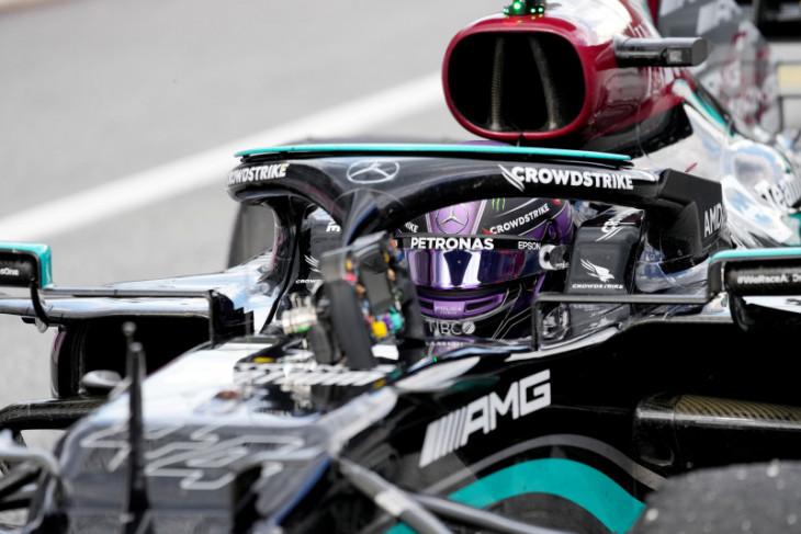 Formula 1, upgrade akan bantu Mercedes tapi Hamilton yakin Red Bull masih unggul