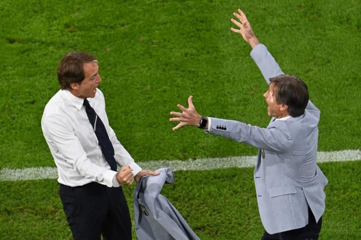 Mancini gembira Italia  capai semifinal Euro 2020