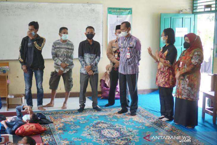 Dinkes Tala gelar sunatan massal di Desa Tanjung