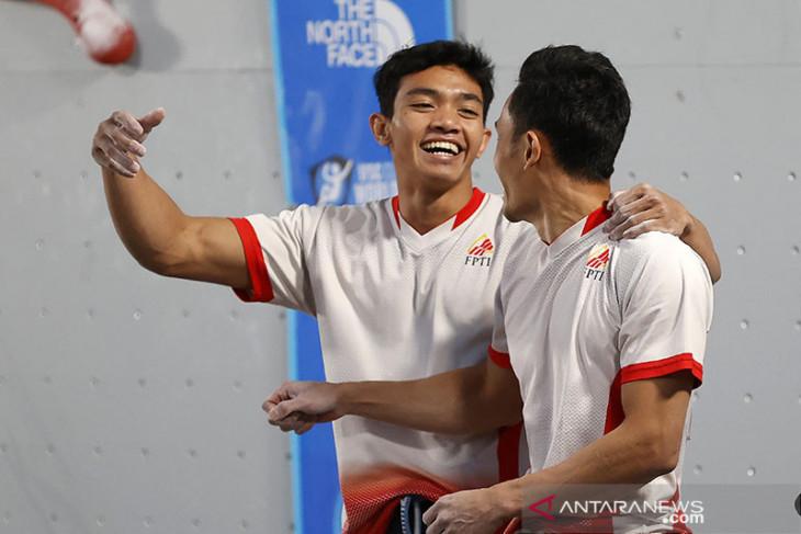 Yenny Wahid yakin panjat tebing akan berjaya di Olimpiade 2024
