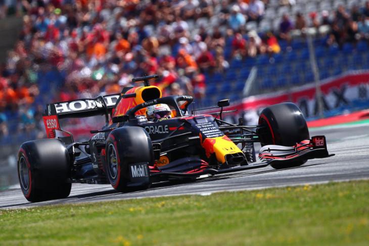 Verstappen bawa Red Bull raih pole di GP Austria