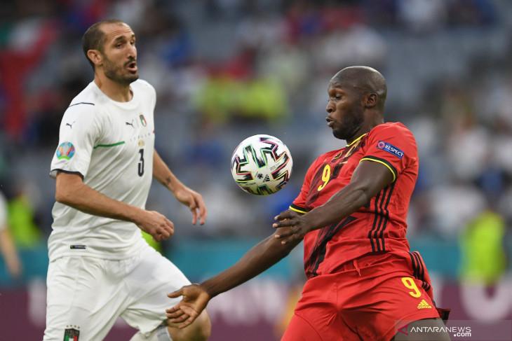 Liga Inggris: Romelu Lukaku segera rampungkan kepindahannya ke Chelsea